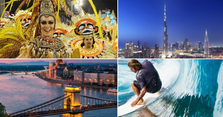 2016 Luxury Getaways: The Top 10