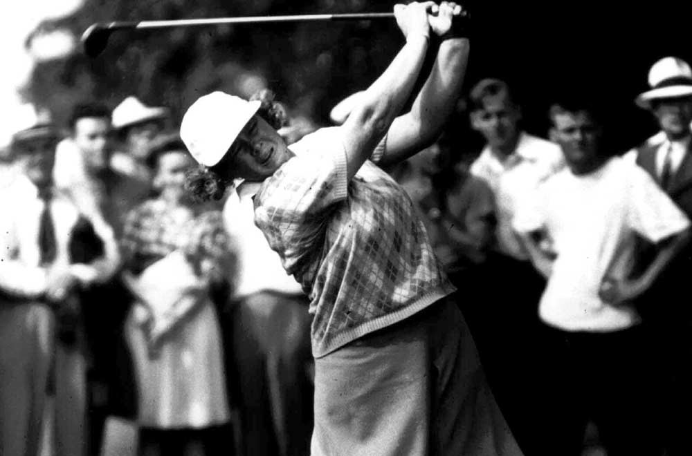 Patty Berg, USA - Best female golfers of all time