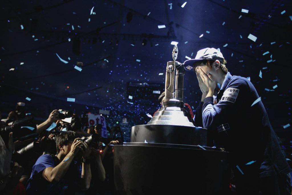 The Winner of 2015 World Championship