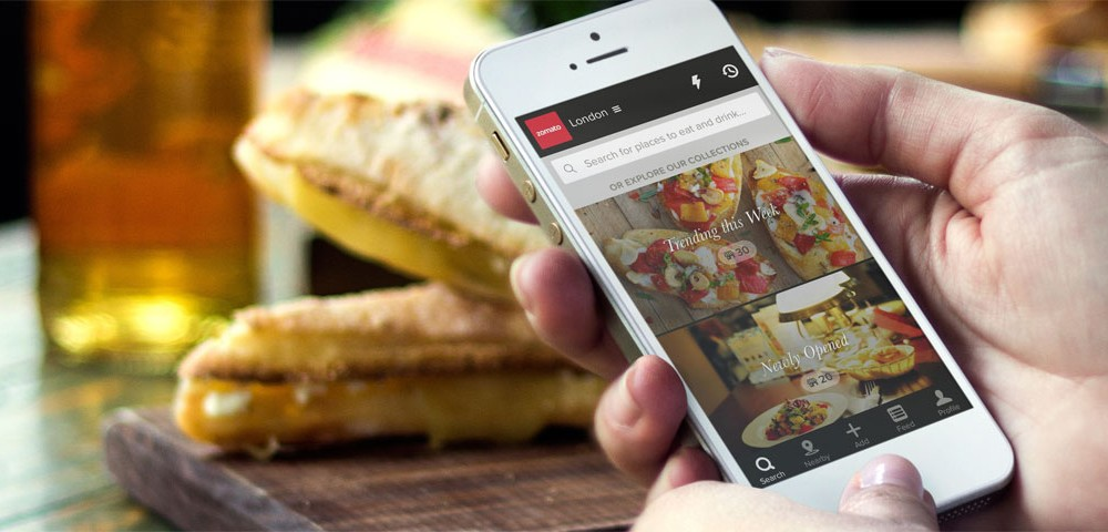 Zomato's Success Story