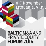iDeals Presents at the Baltic M&A and Private Equity Forum 2014